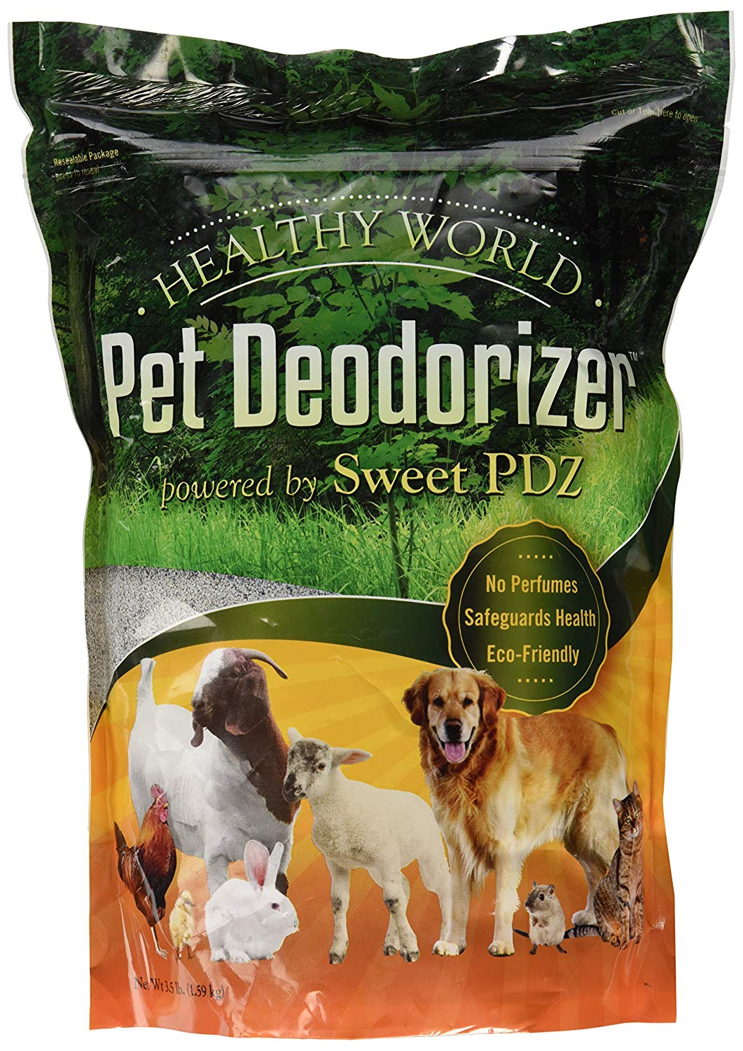 Healthy Pet Deodorizer