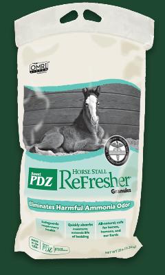 Sweet PDZ Horse Stall Refresher Granular 25 lb