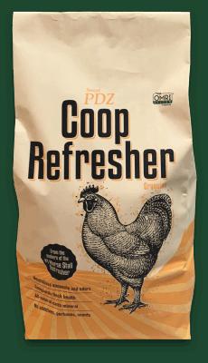 Sweet PDZ Coop Refresher Granular 10 lb